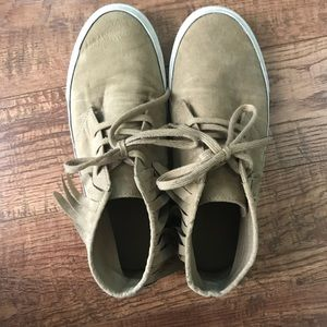 •old navy fringe sneakers•